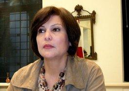 Salwa Bughaighis; Foto: Mona Naggar