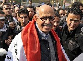 Mohammed ElBaradei; Foto: dpa