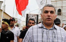 Nabil Rajab; Foto: Reuters