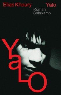 Buchcover Yalo von Elias Khoury im Suhrkamp Verlag