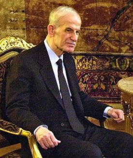 Hafiz al-Assad (photo: AP)
