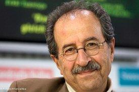 Rafik Schami; Foto: dpa/picture-alliance