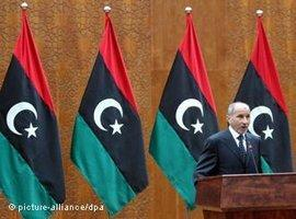 Mustafa Abdul Jalil, Chairman of the National Transitional Council of Libya (photo: picture-alliance/dpa)