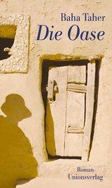 """Buchcover """"Die Oase"""""""