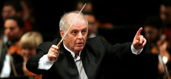 Der Dirigent Daniel Barenboim; Foto: EPA