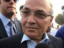 Präsidentschaftskandidat Ahmed Shafik; Foto: dpa