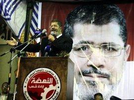 Mohammed Mursi; Foro: dpa