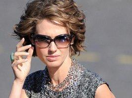 Syriens First Lady Asma al-Assad; Foto: picture-alliance/dpa