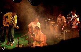 Die Band Wust el Balad; Foto: privat