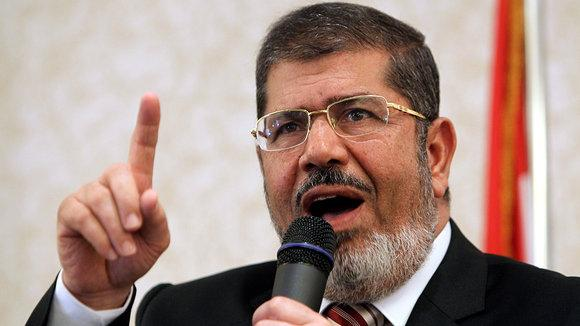Mohammed Mursi; Foto: dpa