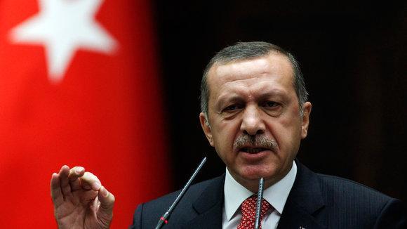Der türkische Ministerpräsident Recep Tayyip Erdoğan; Foto: Reuters