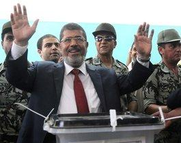 Mohamed Mursi; Foto. dpa