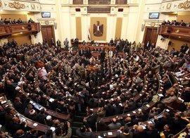 Das ägyptische Parlament, Foto: dpa