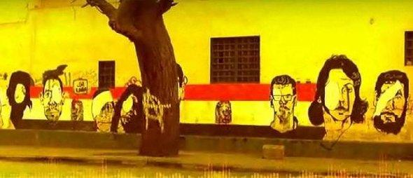 Graffiti-Kunst in Kairo; Foto: © Movimiento