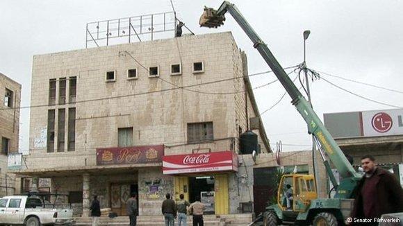Cinema Jenin; Foto: © Senator Filmverleih