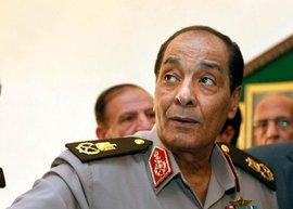 Der Chef des ägyptischen Militärrats Hussein Tantawi; Foto: AP