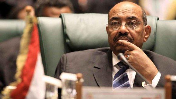 Sudans Präsident al-Bashir; Foto: picture-alliance/dpa