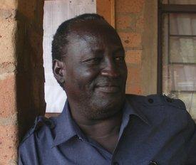 Dr. Alfred Sebit Lokuji; Foto: privat