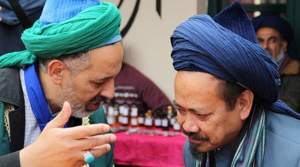 Impression vom 13. Sufi Soul Festival; Foto: Marian Brehmer