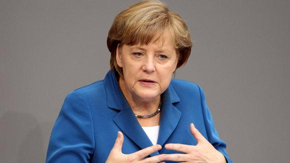 Angela Merkel; Foto: picture-alliance/dpa