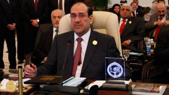 Nuri al-Maliki; Foto: Reuters
