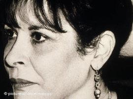 Die algerische Schriftstellerin Maissa Bey; Foto: