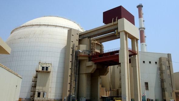 Atomanlage in Bushehr; Foto: Getty Images