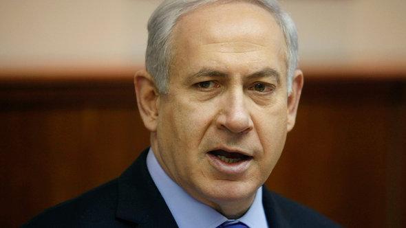 Benjamin Netanjahu; Foto: dapd