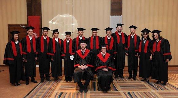 RSICA-Absolventen, Foto: © www.rsica.edu.jo