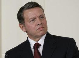 König Abdullah von Jordanien; Foto: AP