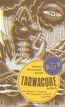 Buchcover Taqwacore im Verlag Rogner & Bernhard