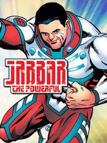 Jabbar der Kräftige, Foto: www.the99.org