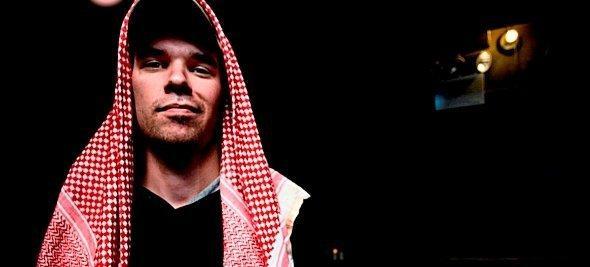 Michael Muhammad Knight; Foto: Kim Badawi - Reflux Pictures; Lorber Films