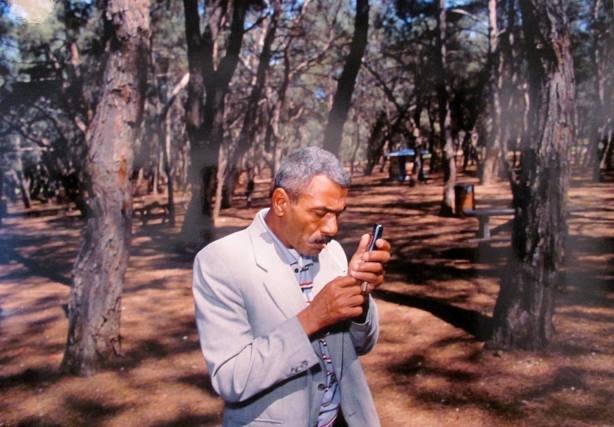 Mustafa Olpak (photo: Ekrem Güzeldere)