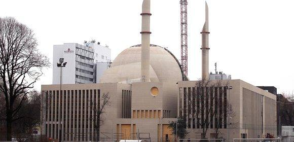 The newly-built mosque in Cologne (photo: dpa)