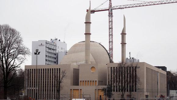 Kölner Moscheebau; Foto: dpa