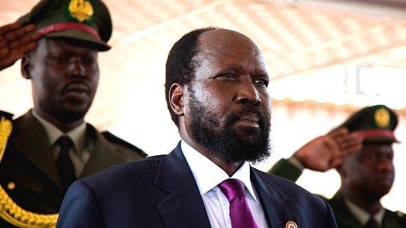 Der südsudanesische Präsident Slva Kiir, Foto: Reuters