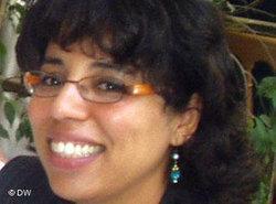 Soraya Moket, Foto: DW