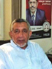 Abdel Moati Ibrahim Zaki; Foto: Matthias Sailer