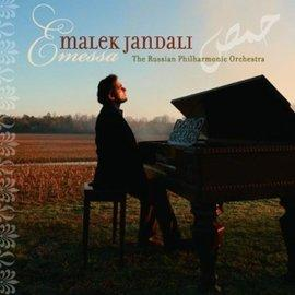 Malek Jandali CD-Cover Messa