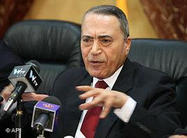 Marouf al-Bakhit; Foto: AP
