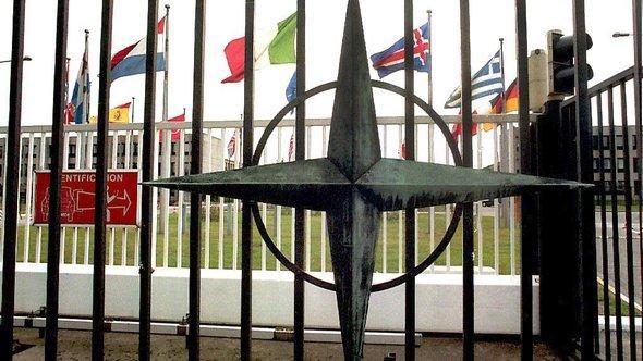 Nato-Hauptquartier in Brüssel; Foto: dpa/picture alliance