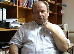 Dr. Stefan Knost; Foto: Björn Zimprich