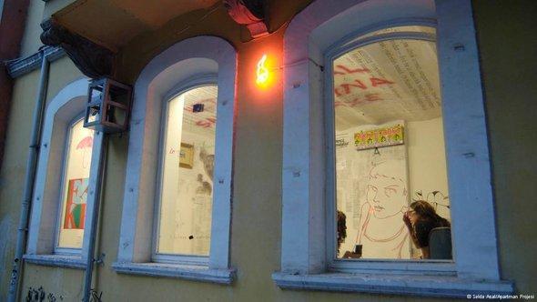 Kunstprojekt Apartman Projesi ; Foto: Selda Asal/Apartman Projesi