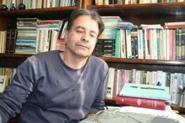 Der iranische Schriftsteller Amir Hassan Cheheltan; Foto: Bereitgestellt von Amir Hassan Cheheltan