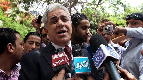 Hamdeen Sabahi; Foto: dapd