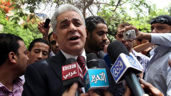 Hamdeen Sabahi (photo: dapd)