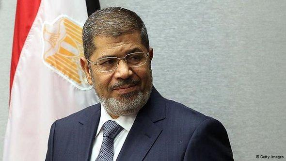 Mohammed Mursi; Foto: