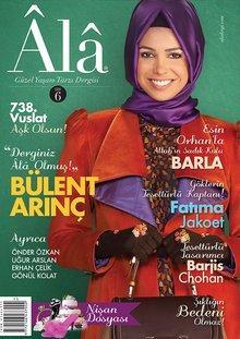 Cover der sechsten Ausgabe der Zeitschrift Ala