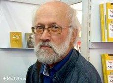 Hartmut Fähndrich (photo: Samir Grees/DW)